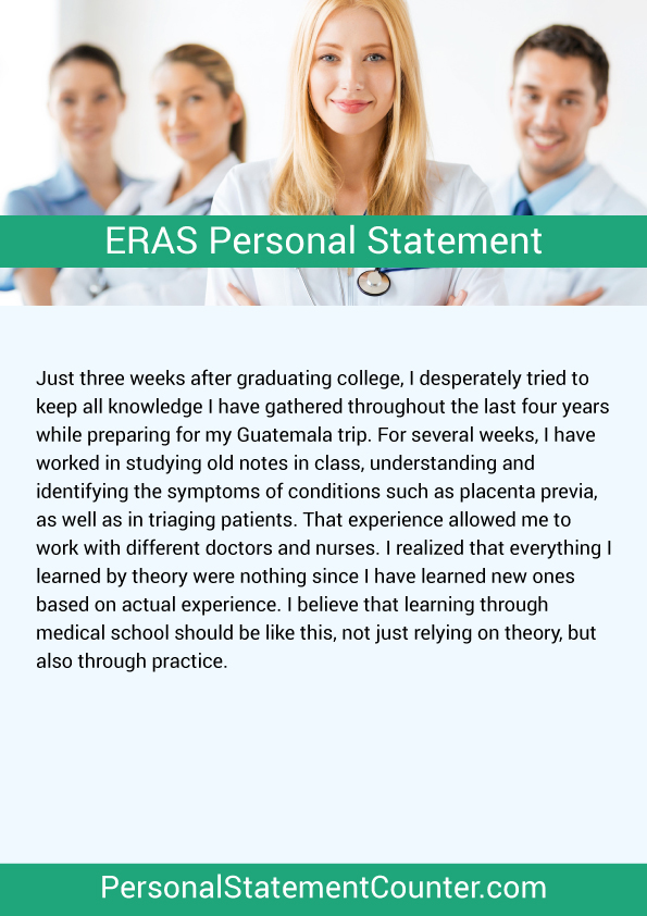tips for writing a personal statement for medical school The personal comments essay section of the amcas application is your opportunity to tell medical school admissions officers who you are and what makes you unique.